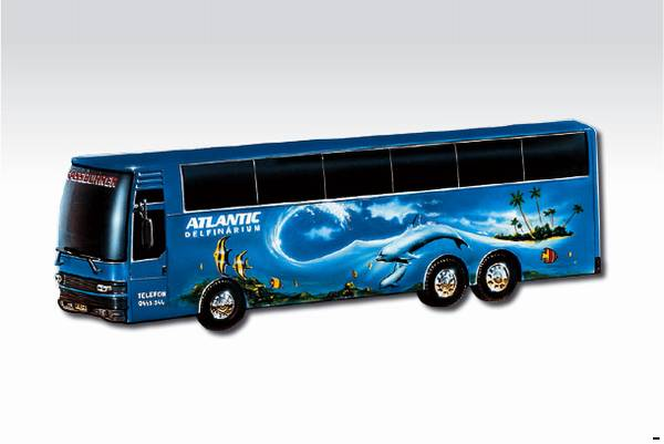 MS 50 Atlantic Dolphinarium